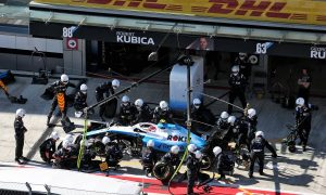 Williams provides more insight into Kubica DNF in Sochi