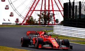 Leclerc: Lack of pace relative to Mercedes 'a bit of a surprise'