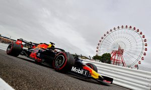 Verstappen: FP2 pace encouraging but still 'more work to do'