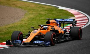 McLaren's Seidl: MCL34 now clearly 'fourth-strongest' car