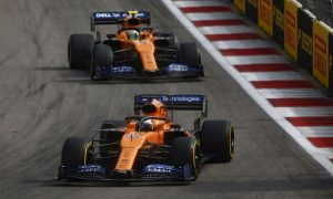 McLaren: Still work to do to 'lock down' midfield lead