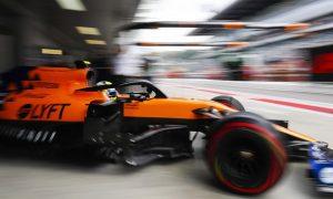 McLaren's Brown shoots down cryptic Rich Energy tweet