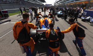 McLaren midfield edge down to 'little stuff' at every race - Sainz