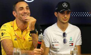Renault prepping for fierce Ricciardo/Ocon rivalry in 2020