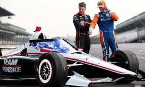 Aeroscreen gets two thumbs up from IndyCar drivers!