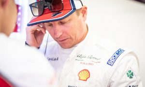 Pointless run and troubles continue for Raikkonen