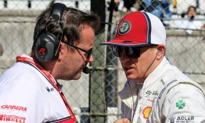 Raikkonen at a loss to explain 'confusing' Alfa Romeo pace