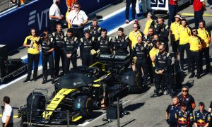 Renault weighs appeal of disqualification sanction