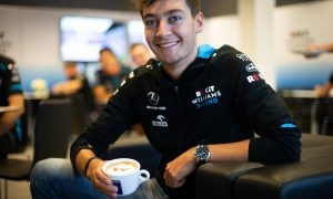Russell 'not doing enough to relax' beyond F1