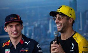Red Bull not missing Ricciardo, insists Verstappen