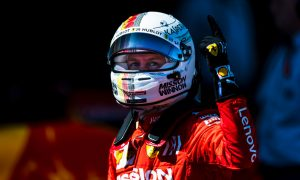 Vettel denies personal breakthrough led to Suzuka pole