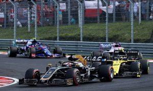 Grosjean has a fix for F1's midfield TV coverage