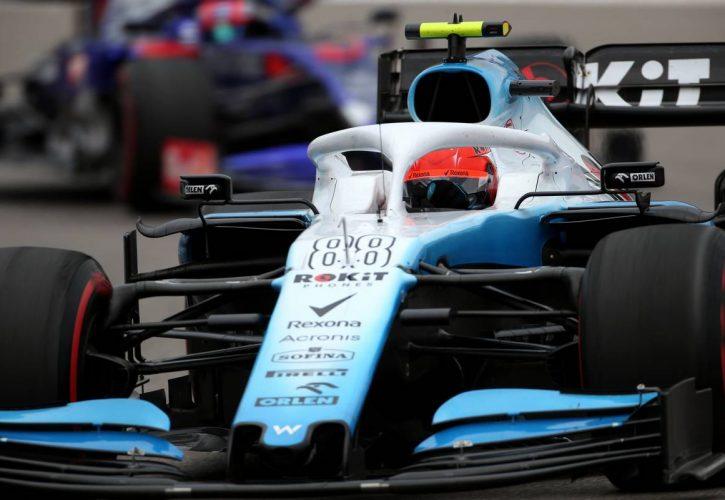 Robert Kubica (POL), Williams F1 Team 27.09.2019