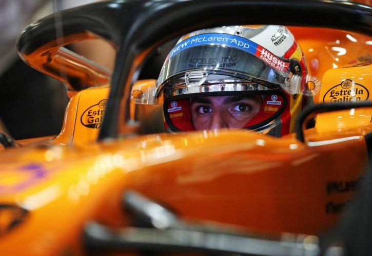 Carlos Sainz Jr (ESP) McLaren MCL34. 27.09.2019.