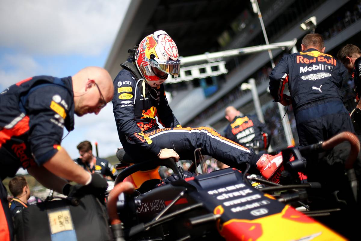 Max Verstappen (NLD), Red Bull Racing 29.09.2019.