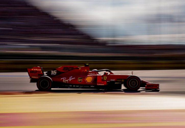 Charles Leclerc (MON) Ferrari SF90. 29.09.2019.