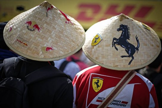 Scuderia Ferrari  fans