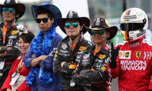Scenes from the paddock: Suzuka