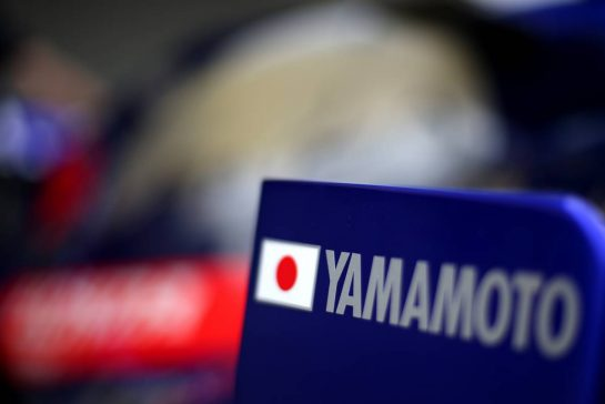 Naoki Yamamoto (JPN), Scuderia Toro Rosso 10.10.2019. Formula 1 World Championship, Rd 17, Japanese Grand Prix, Suzuka, Japan, Preparation Day. - www.xpbimages.com, EMail: requests@xpbimages.com - copy of publication required for printed pictures. Every used picture is fee-liable. © Copyright: Charniaux / XPB Images