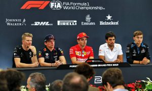 Drivers expecting 'clear' decision from F1 on typhoon