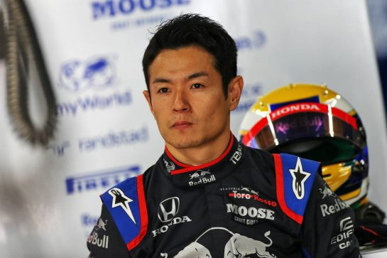 Naoki Yamamoto (JPN) Scuderia Toro Rosso. 11.10.2019. Formula 1 World Championship, Rd 17, Japanese Grand Prix, Suzuka, Japan, Practice Day. - www.xpbimages.com, EMail: requests@xpbimages.com - copy of publication required for printed pictures. Every used picture is fee-liable. © Copyright: Moy / XPB Images