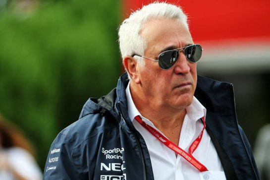 Lawrence Stroll (CDN) Racing Point F1 Team Investor. 11.10.2019. Formula 1 World Championship, Rd 17, Japanese Grand Prix, Suzuka, Japan, Practice Day. - www.xpbimages.com, EMail: requests@xpbimages.com - copy of publication required for printed pictures. Every used picture is fee-liable. © Copyright: Batchelor / XPB Images
