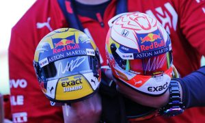 Japanese GP: Sunday's qualifying action in pictures