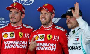 Vettel surprised by 'unexpected' Suzuka pole