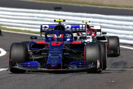 Daniil Kvyat (RUS), Scuderia Toro Rosso 