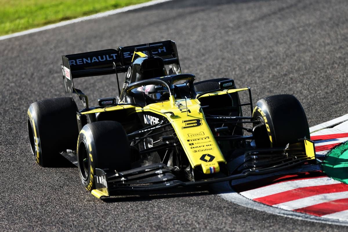 Renault stripped of points after disqualification from Japanese Grand Prix