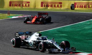 2019 Japanese Grand Prix - Revised race results