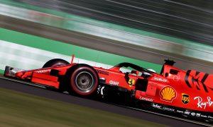 Sebastian Vettel (GER), Scuderia Ferrari 13.10.2019.