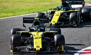 Renault drivers excluded from Japanese GP results!
