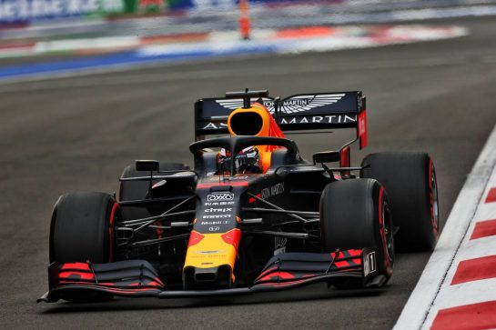 Max Verstappen (NLD) Red Bull Racing RB15. 25.10.2019. Formula 1 World Championship, Rd 18, Mexican Grand Prix, Mexico City, Mexico, Practice Day. - www.xpbimages.com, EMail: requests@xpbimages.com © Copyright: Moy / XPB Images