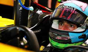 Mexican GP: Friday's action in pictures