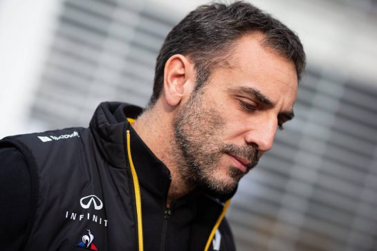 Cyril Abiteboul (FRA) Renault Sport F1 Managing Director. 25.10.2019. Formula 1 World Championship, Rd 18, Mexican Grand Prix, Mexico City, Mexico, Practice Day.  - www.xpbimages.com, EMail: requests@xpbimages.com © Copyright: Bearne / XPB Images