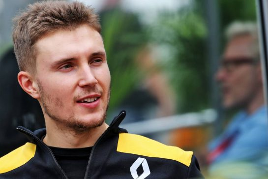 Sergey Sirotkin (RUS) Renault F1 Team Reserve Driver. 25.10.2019. Formula 1 World Championship, Rd 18, Mexican Grand Prix, Mexico City, Mexico, Practice Day. - www.xpbimages.com, EMail: requests@xpbimages.com © Copyright: Batchelor / XPB Images