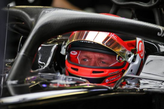 Kevin Magnussen (DEN) Haas VF-19. 25.10.2019. Formula 1 World Championship, Rd 18, Mexican Grand Prix, Mexico City, Mexico, Practice Day. - www.xpbimages.com, EMail: requests@xpbimages.com © Copyright: Batchelor / XPB Images