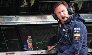 Horner: Aero handicap rule 'perverse' for smaller teams
