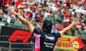 Mexican GP: Sunday's action in pictures