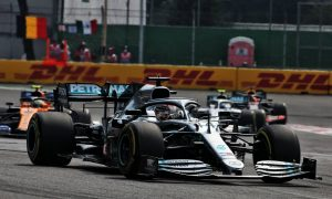 2019 Mexican Grand Prix - Race results