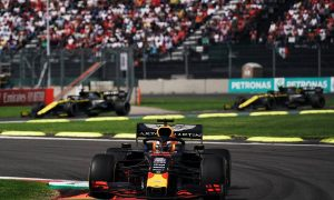 Verstappen salvages sixth after 'bad day' in Mexico