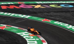 Drivers under electronic scrutiny at Turn 11 in Mexico