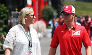 Schumacher's manager backs Mick to succeed in F1