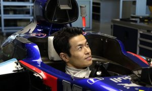 Toro Rosso confirms Suzuka FP1 outing for Yamamoto