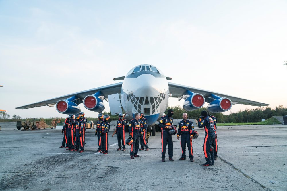 The Zero Gravity Pit Stop | Time for tea?
