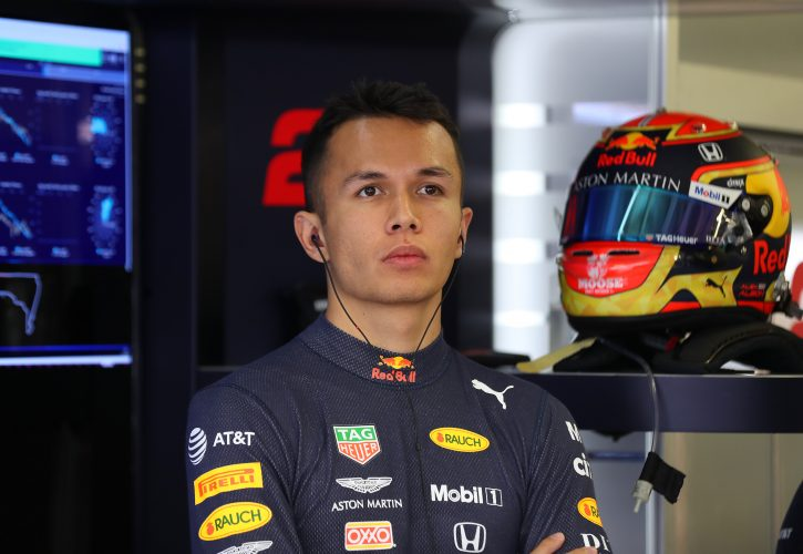 Toro Rosso Line-Up Unchanged For 2020