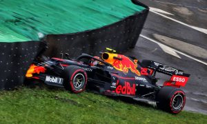 Horner won't put Albon's crash in FP1 on his account