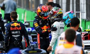 Albon reveals private exchanges with Hamilton after Brazil run-in