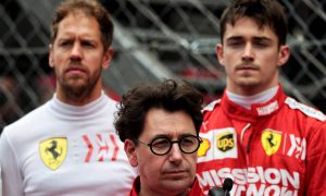 Ferrari drivers know 'how to move forward' after clash - Binotto